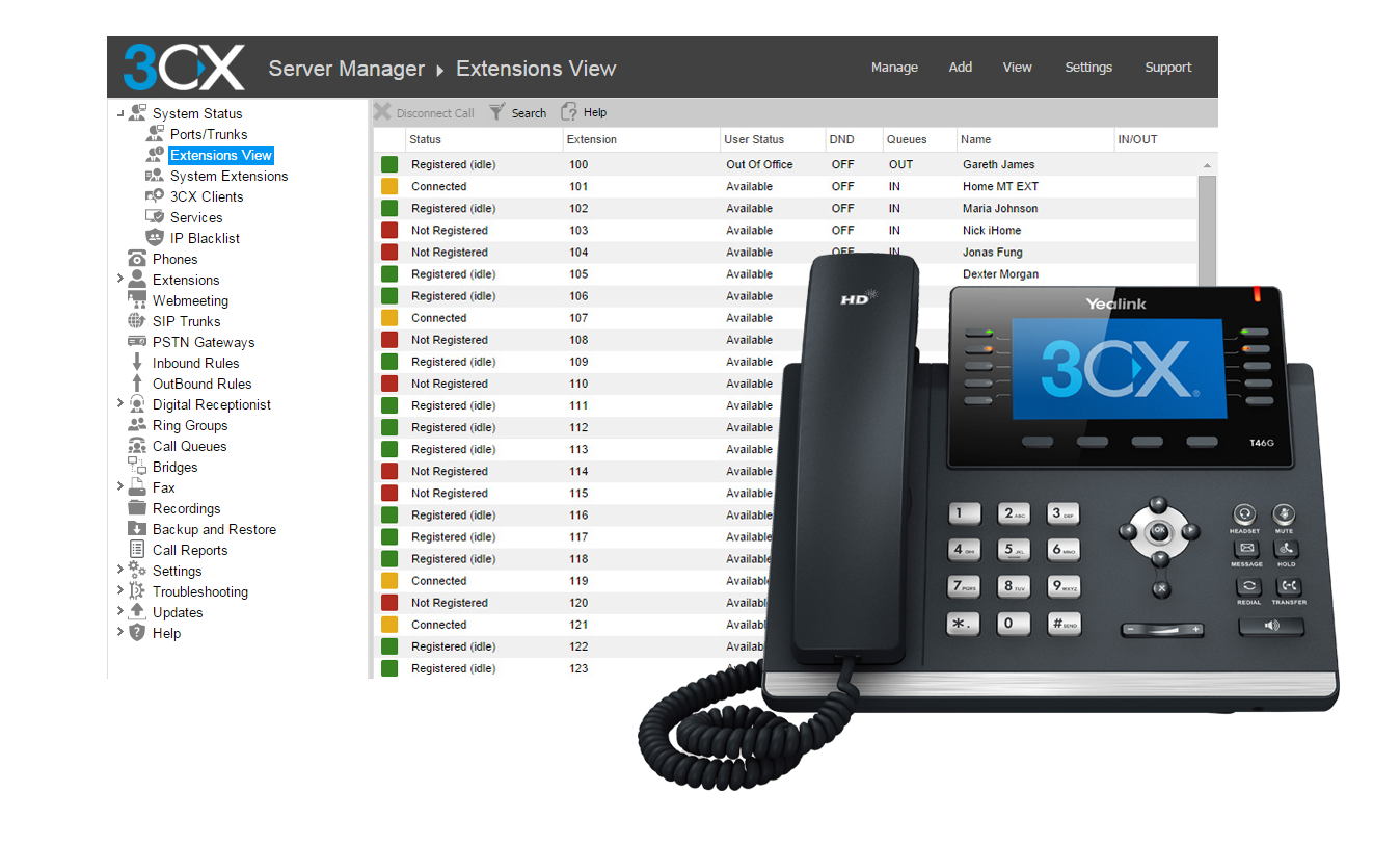 3cx Voip Phone Systems Green Bay Appleton Layered Systems