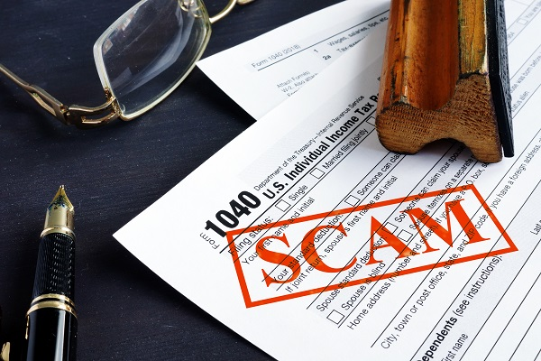 Tax Scam Awareness